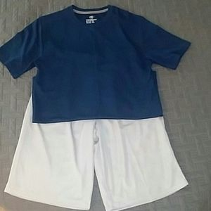 Boys Athletic Works Outfit